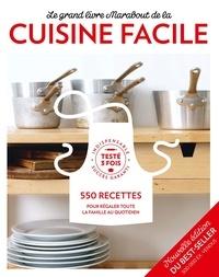 Marabout - Le grand livre Marabout de la cuisine facile - 550 recettes.