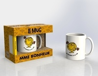 Marabout - Le mug Mme Bonheur - Les recettes gourmandes des Monsieur Madame.