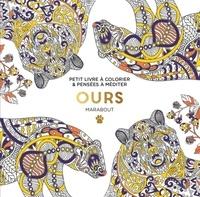 Marabout - Le petit livre de coloriage : Teddy Bear.