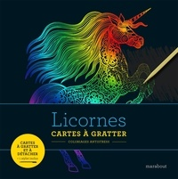 Marabout - Licorne - Avec un stylet.