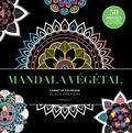 Marabout - Mandala végétal.