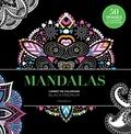 Marabout - Mandalas - Carnet de coloriage.
