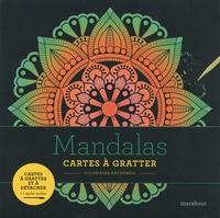 Marabout - Mandalas - Avec 1 stylet.