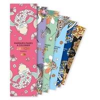 Marabout - Marques-pages à colorier Japon.
