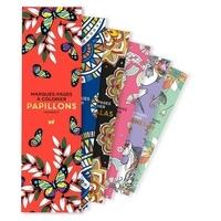 Marabout - Marques-pages à colorier Papillons.