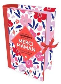 Marabout - Merci maman - 30 cartes tendres et drôles à offrir.