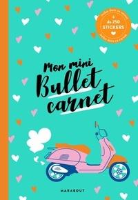 Era-circus.be Mon mini Bullet carnet - Avec plus de 250 stickers Image