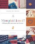 Marabout - Mon plaid à moi ! - 90 leçons pour tout savoir sur le tricot.