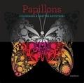 Marabout - Papillons - Avec 1 stylet.