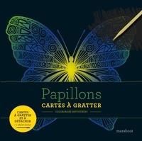 Marabout - Papillons - Avec un stylet.