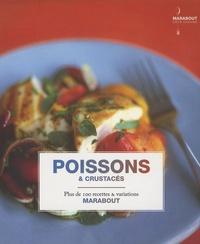 Marabout - Poissons et crustacés.