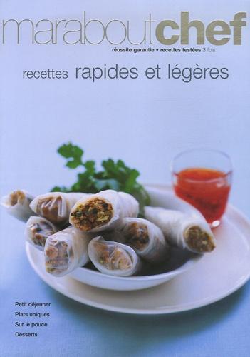 Marabout - Recettes rapides et légères.