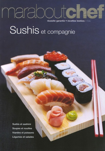 Marabout - Sushis et compagnie.