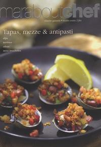Marabout - Tapas, mezze et antipasti.