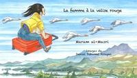Maram Al-Masri - La femme à la valise rouge.