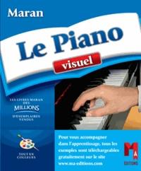 Maran - Le piano visuel.