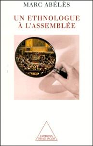 Accentsonline.fr Un ethnologue à l'Assemblée Image