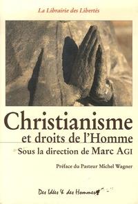 Marc Agi et Jean Graven - Christianisme et droits de l'Homme.