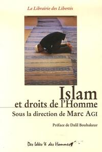 Marc Agi - Islam et droits de l'Homme.