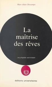 Marc-Alain Descamps - .