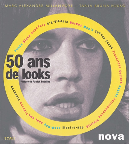 Marc-Alexandre Millavoye et Tania Bruna-Rosso - 50 Ans de looks.