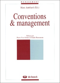 Marc Amblard - Conventions & management.
