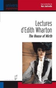 Marc Amfreville - Lectures d'Edith Wharton.