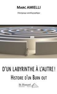 D'un labyrinthe à l'autre !- Histoire d'un Burn out - Marc Amielli |