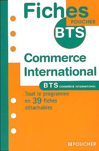 Marc André et Jaouad Filali - Commerce international BTS.