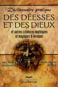 Marc-André Ricard et Eric-Pier Sperandio - .
