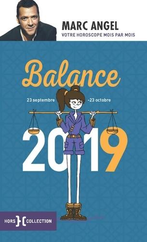 Balance. 23 septembre-23 octobre  Edition 2019