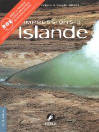 Marc-Antoine Beldent et Danielle Alissant - Impressions d'Islande. - Avec CD-ROM.