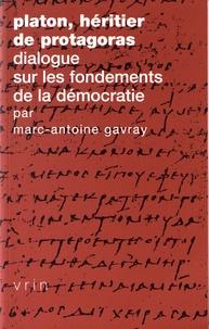 Platon, héritier de Protagoras - Dialogue sur les fondements de la démocratie.pdf