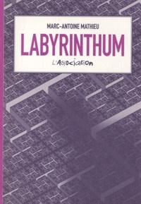 Marc-Antoine Mathieu - Labyrinthum.