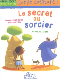 Deedr.fr Le secret du sorcier Image