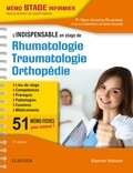 Marc-Antoine Rousseau - L'indispensable en stage de rhumatologie, traumatologie, orthopédie.