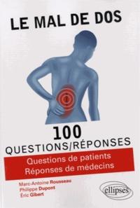 Goodtastepolice.fr Le mal de dos - 100 questions/réponses Image