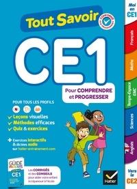 Marc Antoine et Bénédicte Idiard - Tout savoir CE1.