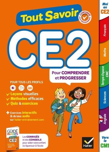 Marc Antoine et Bénédicte Idiard - Tout savoir CE2.