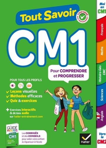 Marc Antoine et Bénédicte Idiard - Tout Savoir CM1 - Tout en un.