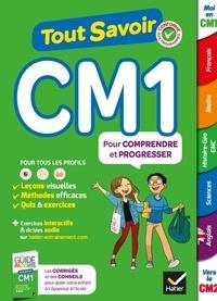 Marc Antoine et Bénédicte Idiard - Tout savoir CM1.