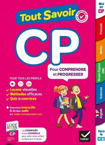 Marc Antoine et Bénédicte Idiard - Tout savoir CP.