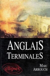 Marc Arrouch - Anglais - Terminales.