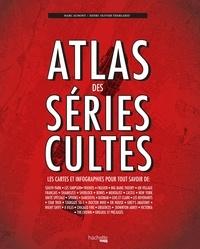 Marc Aumont et  Henri-Olivier - Atlas des séries cultes.