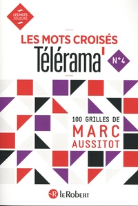 Marc Aussitot - Les mots croisés Télérama N° 4.