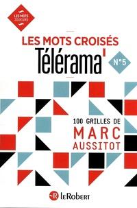 Marc Aussitot - Les mots croisés Télérama N° 5.