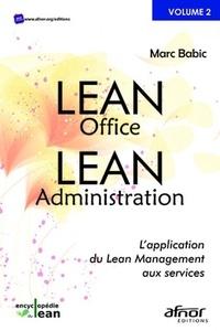 Deedr.fr Lean Office - Lean Administration - L'application du Lean Management aux services Image