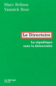 Galabria.be Le Directoire - La république sans la démocratie Image
