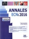 Marc Bellaïche - Annales ECNi 2016.