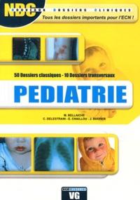 Marc Bellaïche - Pédiatrie - 50 dossiers classiques, 10 dossiers transversaux.